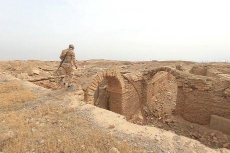 Xem phien quan IS tan pha o thanh co Nimrud - Anh 5