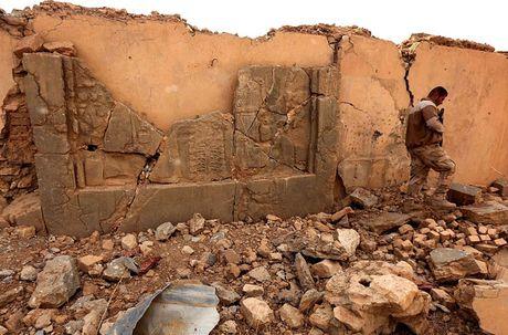 Xem phien quan IS tan pha o thanh co Nimrud - Anh 6