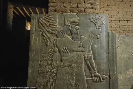 Xem phien quan IS tan pha o thanh co Nimrud - Anh 9