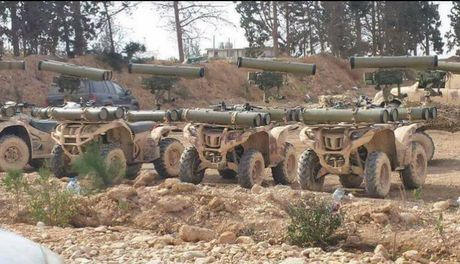 Kinh ngac dan vu khi Hezbollah tap trung danh IS o Syria - Anh 10
