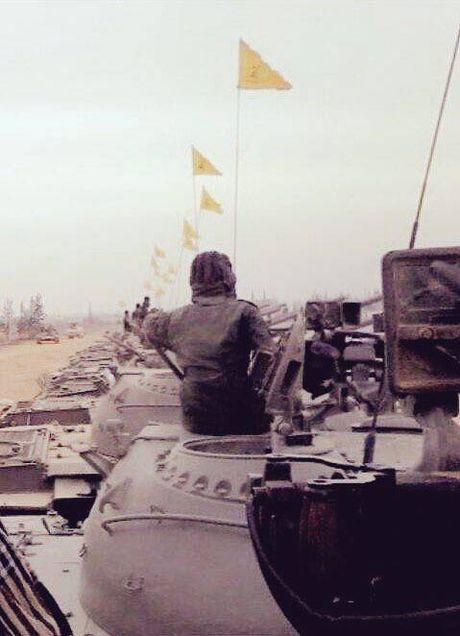 Kinh ngac dan vu khi Hezbollah tap trung danh IS o Syria - Anh 3