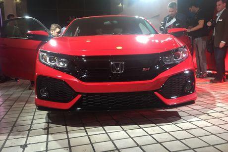 'Soi' chi tiet Honda Civic Si Prototype 2017 vua ra mat - Anh 3