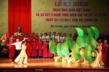 Ha Noi: Quan Bac Tu Liem to chuc Le ki niem Ngay Nha giao Viet Nam - Anh 11
