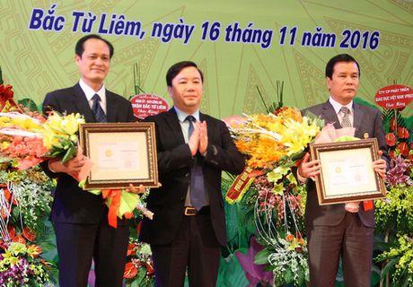 Ha Noi: Quan Bac Tu Liem to chuc Le ki niem Ngay Nha giao Viet Nam - Anh 1