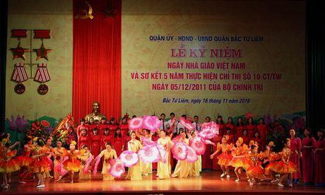 Ha Noi: Quan Bac Tu Liem to chuc Le ki niem Ngay Nha giao Viet Nam - Anh 9