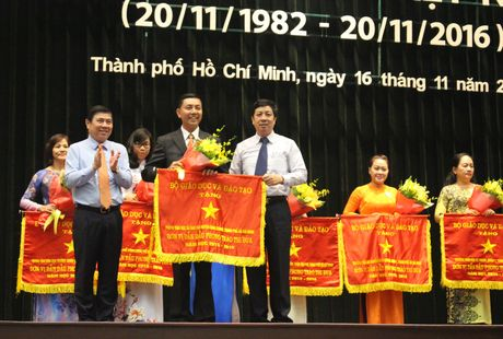 TPHCM: Ky niem 34 nam Ngay Nha giao Viet Nam - Anh 1