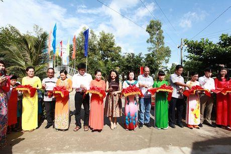 Tan Hiep Phat khanh thanh cay cau day vang thu 12 - Anh 1