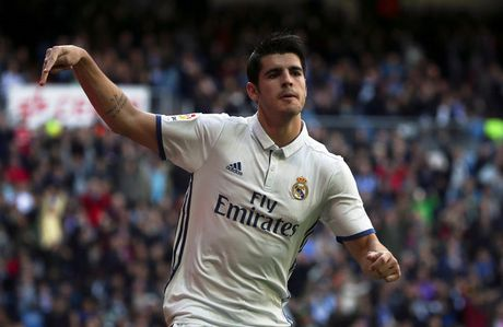 Real Madrid don tin xau tu Morata - Anh 1