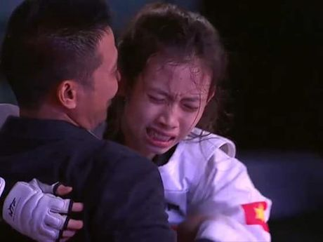 Nu vo si taekwondo Viet cao 1m78 doat HCV tre the gioi - Anh 3