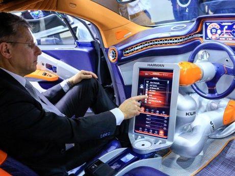 Samsung chi 8 ty USD mua lai hang Harman - Anh 1
