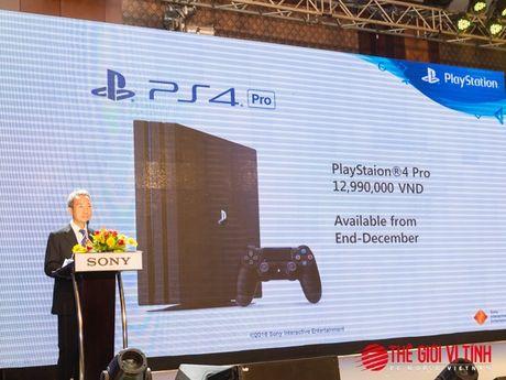 PlayStation 4 Pro chinh hang gia 13 trieu dong - Anh 1