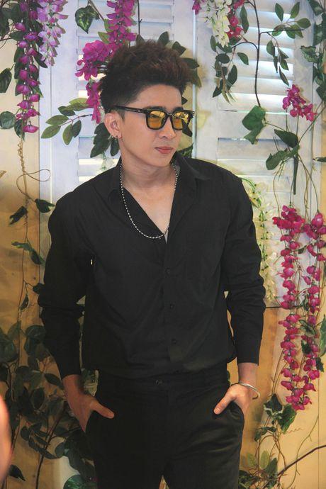Sai Gon dem thu 7: Chi Dan thua nhan than tuong Lam Truong tu be - Anh 2
