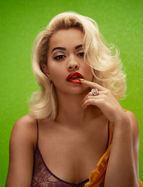 America's Next Top Model: Rita Ora khong thua gi mau chuyen nghiep - Anh 3