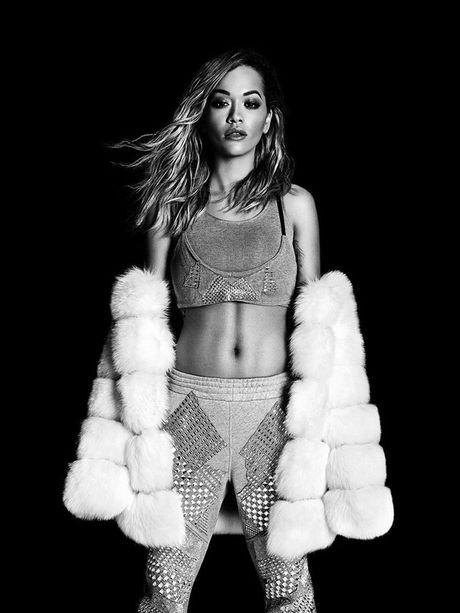 America's Next Top Model: Rita Ora khong thua gi mau chuyen nghiep - Anh 5