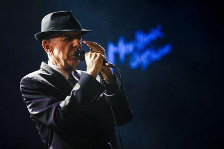 Cong bo nguyen nhan qua doi cua Danh ca Leonard Cohen - Anh 1