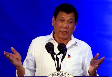 Nga - Trung di dau, ong Duterte muon theo do - Anh 1