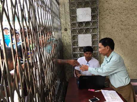 CDV Myanmar ho hung voi Cong Vinh, Cong Phuong - Anh 2