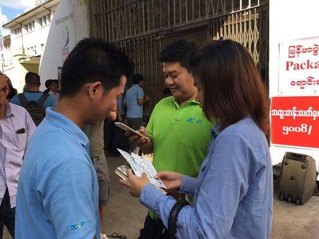 CDV Myanmar ho hung voi Cong Vinh, Cong Phuong - Anh 4