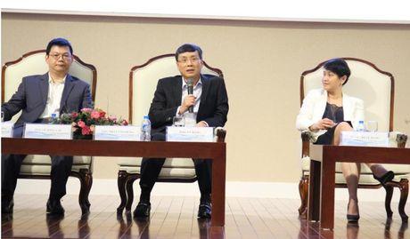 Ong Vu Bang: Von hoa co phieu co the dat toi 100% GDP - Anh 1