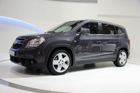 GM Viet Nam trieu hoi hon 530 chiec Chevrolet Orlando MPV - Anh 1