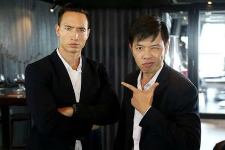 Thai Hoa va Kim Ly 'quay tung' trong 'Ve sy Sai Gon' - Anh 2