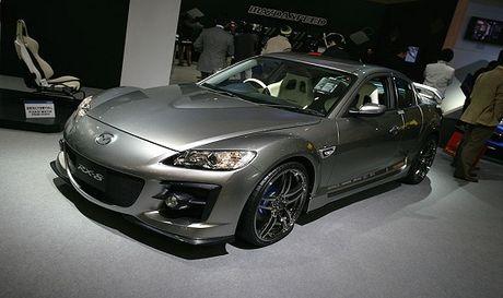 Trieu hoi Mazda RX-8 de xu ly loi ro nhien lieu - Anh 1