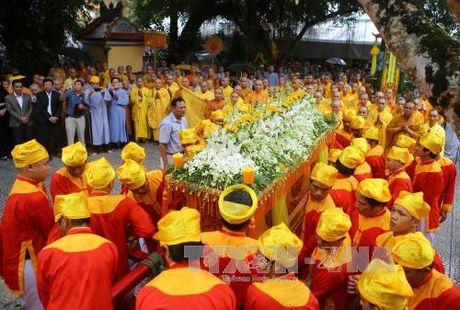 Phung tong linh quan Hoa thuong Thich Chon Thien - Anh 1