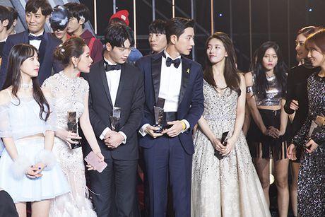 Chi Pu gian di van xinh khi di phong van voi dai KBS - Anh 6