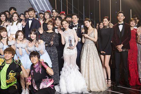Chi Pu gian di van xinh khi di phong van voi dai KBS - Anh 9