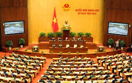 Quoc hoi nghiem khac phe phan ong Vu Huy Hoang - Anh 1