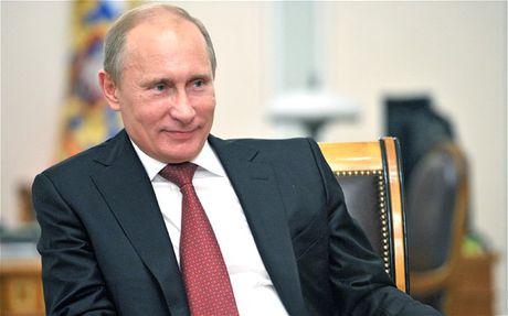 63% nguoi Nga ung ho ong Putin lam Tong thong nhiem ky ke tiep - Anh 1