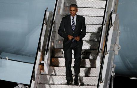 Tong thong Obama va chuyen di tam biet 'ban than' Merkel - Anh 1