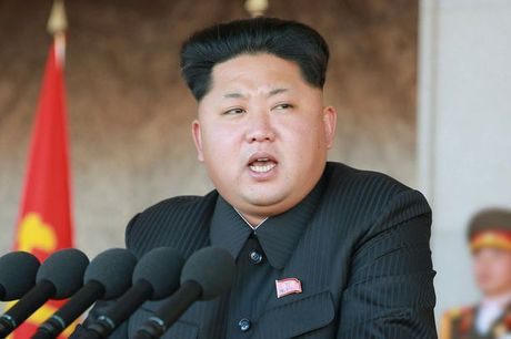 Vi sao Kim Jong-un im lang khi ong Trump dac cu Tong thong My? - Anh 1