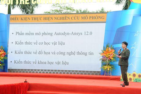 Khai mac Ngay hoi 'Thap sang uoc mo tuoi tre CAND' - Anh 4
