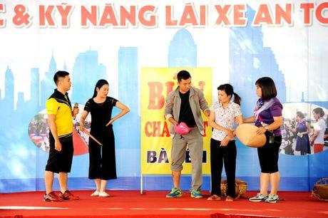 Khai mac Ngay hoi 'Thap sang uoc mo tuoi tre CAND' - Anh 7