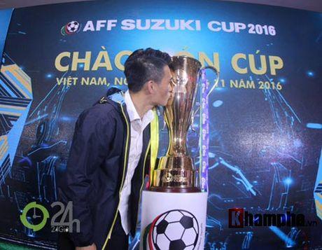 DT Viet Nam & ky uc AFF Cup: Diem tua cup vang 2008 - Anh 1