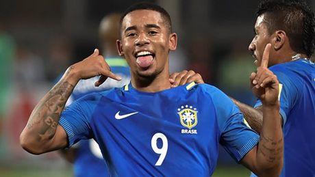 "Brazil, G.Jesus: Noi got Ro ""beo"" ruc sang tuoi 19 - Anh 1"