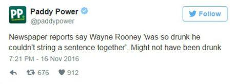 """Rooney chim trong """"bien ruou"""", bi fan nhiec moc tham te - Anh 5"""