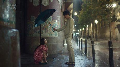 Huyen thoai bien xanh tap 1: Shim Chung tung chuong voi Joon Jae lan dau gap - Anh 10