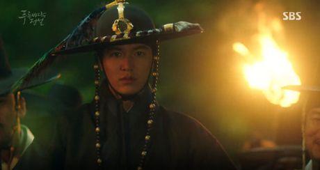 Huyen thoai bien xanh tap 1: Shim Chung tung chuong voi Joon Jae lan dau gap - Anh 11