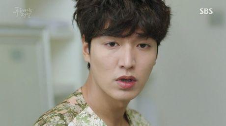 Huyen thoai bien xanh tap 1: Shim Chung tung chuong voi Joon Jae lan dau gap - Anh 2