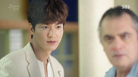 Huyen thoai bien xanh tap 1: Shim Chung tung chuong voi Joon Jae lan dau gap - Anh 7
