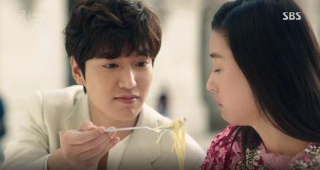 Huyen thoai bien xanh tap 1: Shim Chung tung chuong voi Joon Jae lan dau gap - Anh 9