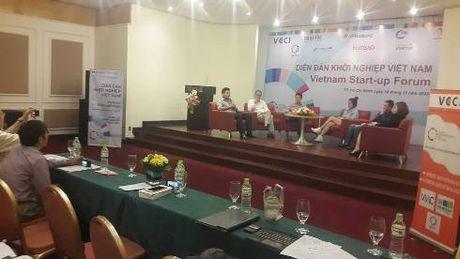Cac startup Viet co nhieu co hoi khoi nghiep hon ca o My, Nhat Ban - Anh 1