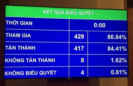 Quoc hoi thong qua Luat dau gia tai san - Anh 1