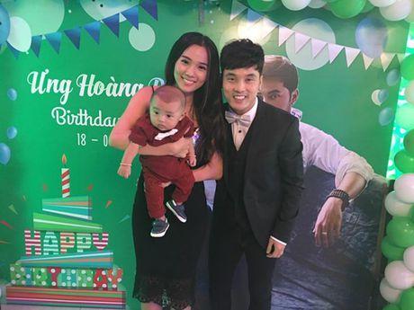 'Ong bo bim sua' Ung Hoang Phuc du dinh lam dam cuoi nam 2017 - Anh 2