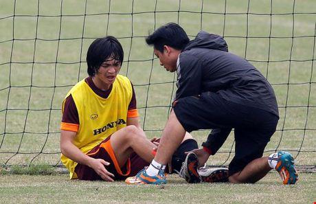 Tuan Anh khong bo cuoc, quyet du AFF Cup 2016 - Anh 1