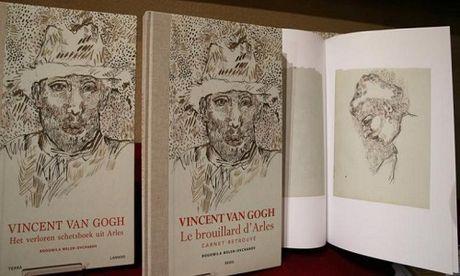 Tranh cai quanh tap tranh nhap nghi cua danh hoa Van Gogh - Anh 1