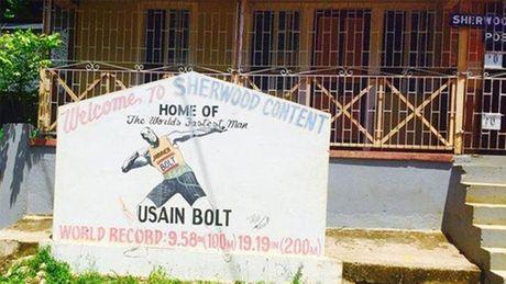 Usain Bolt: Tro thanh huyen thoai tu khoai lang va thit lon - Anh 1