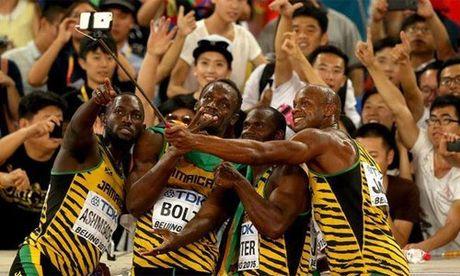 Usain Bolt: Tro thanh huyen thoai tu khoai lang va thit lon - Anh 5